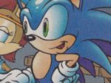 Sonic the Hedgehog (future version)