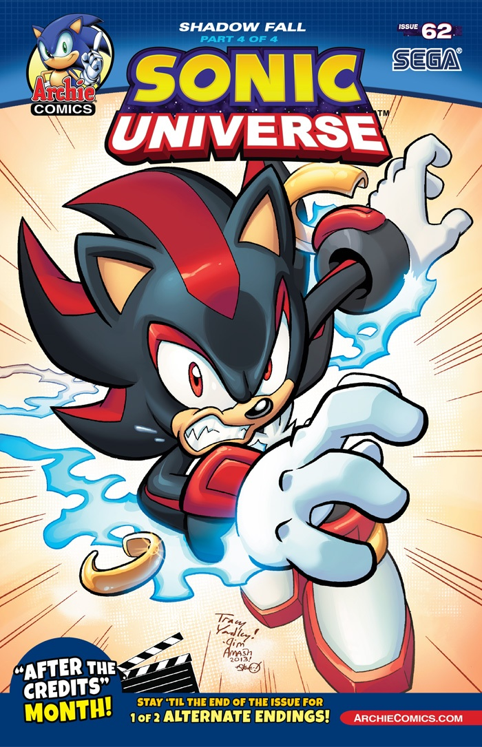 Archie Sonic Universe Issue 62