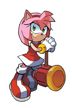 Amy Rose/Pre-SGW