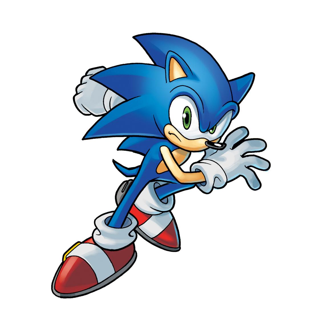 Sonic the Hedgehog/Pre-SGW
