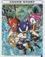 GameFan-Magazine Sonic-Adventure CLEAN Patrick-Spaziante