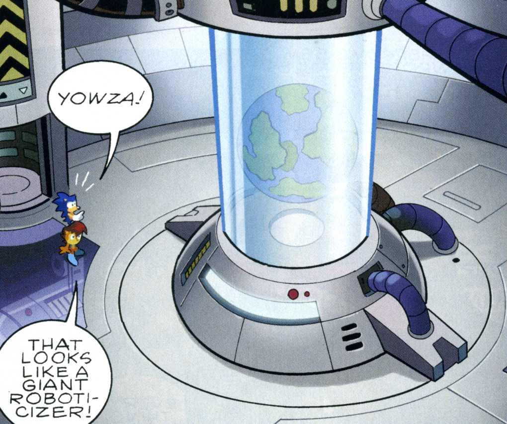 World Roboticizer