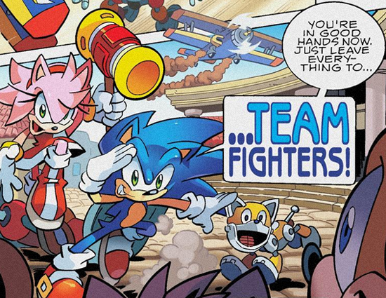 Team Fighters