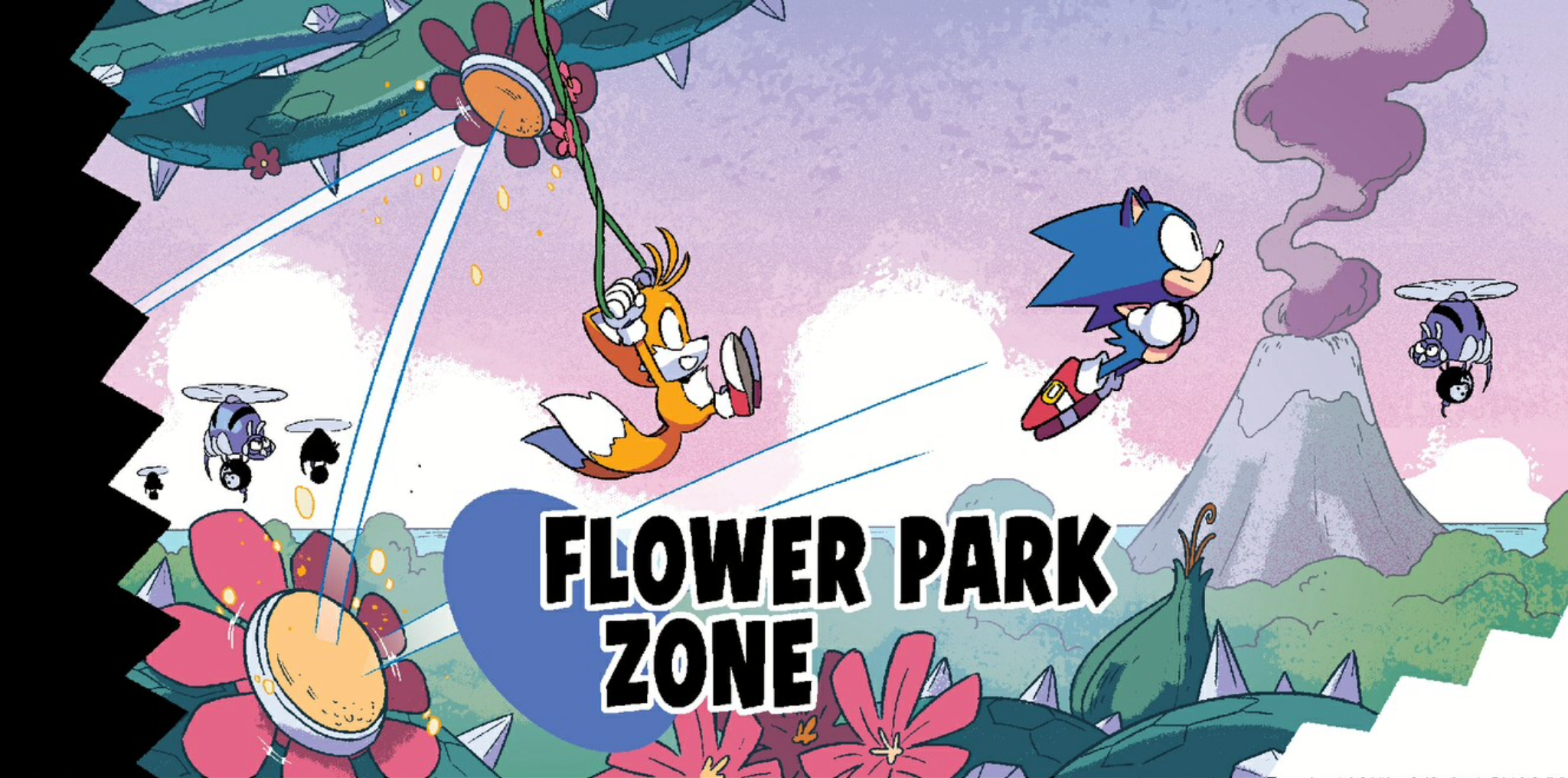 Flower Park Zone