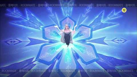 SBS_ROOMMATE_걸스데이_유라와_겨울왕국에서_같이_살래?