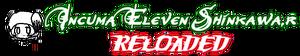 Incuma Eleven Shinkawa,r Reloaded logo.png