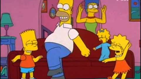 Los Simpson - Cazafantasmas