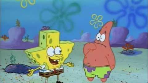 Spongebob and Patrick make fun of Texas