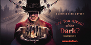 Are You Afraid of the Dark Promotional Banner