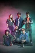 Are You Afraid of the Dark - Season 2 Cast