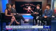 'Are You Afraid of the Dark?' cast talks new reboot mini series