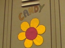 Candy's locker