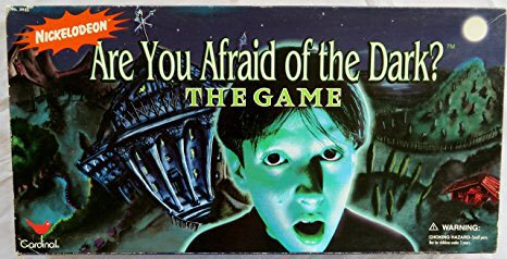 Are You Afraid of the Dark?: The Game