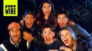 Gather Around The Fire For The Are You Afraid Of The Dark? Reboot NYCC 2019 SYFY WIRE