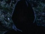 Black Robed Figure