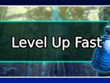 Expérience et niveaux RP