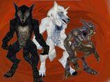 Lycanthropes