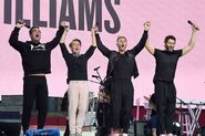 One Love Manchester Take That (6)
