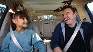 Ariana Grande and Seth Marcfalane Carpool Karaoke The Series (1)