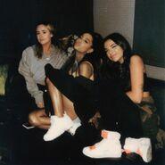 Ariana with Alexa and Court (4)