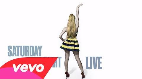 Ariana Grande - Love Me Harder (Live On SNL) ft