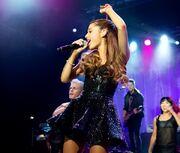 Ariana performing during TLS.jpg