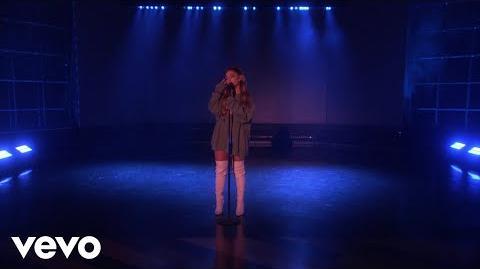 Ariana Grande - Breathin (Live on Ellen 2018)