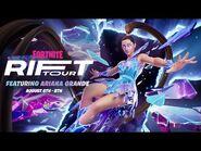 Rift Tour featuring Ariana Grande (Teaser 1)