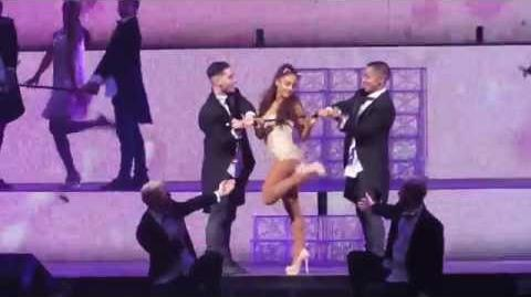 Ariana Grande - Pink Champagne (Live at The Honeymoon Tour)