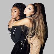 Normani and Ariana Grande - Instagram post - March 23rd, 2019 (1)