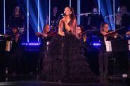 Ariana Grande at the BBC performance (1)