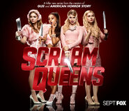 Scream Queens poster (1)