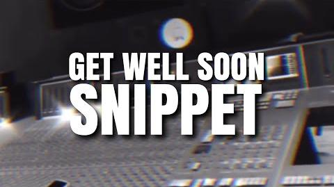 Ariana Grande - Get Well Soon (Snippet)
