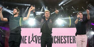 One Love Manchester Take That (2)