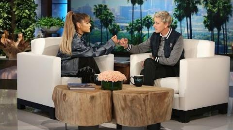 Ariana Grande on Love, Bicycles & the VMAs