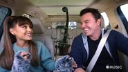 Ariana Grande and Seth Marcfalane Carpool Karaoke The Series (8)