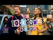 No Lockdowns Anymore w- Ariana Grande & Marissa Jaret Winokur