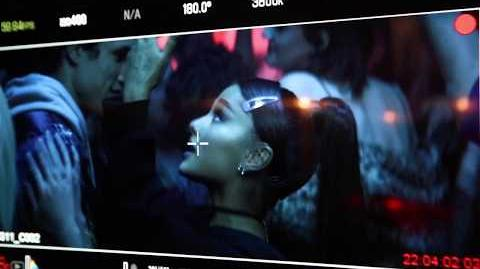 Ariana Grande - break up with your girlfriend, i'm bored (behind the scenes)