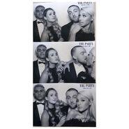 Ariana with Mac and Alexa
