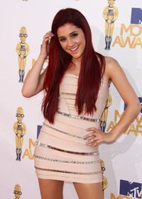 Ari at the MTV movie awards 2010.jpg