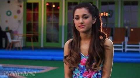 Ariana Grande Embarrassing Stories!!