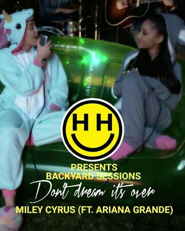 Don T Dream It S Over Ariana Grande Wiki Fandom