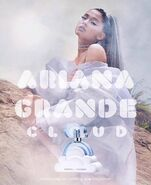 Ariana Grande - Cloud poster