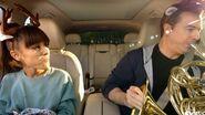 Ariana Grande and Seth Marcfalane Carpool Karaoke The Series (6)