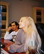 Ariana Grande Working On Sweetener