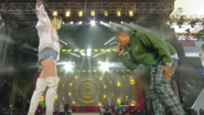 One Love Manchester Pharrell and Miley (4)