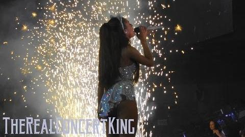 "Ariana Grande - ""Honeymoon Avenue"" (Live in Anaheim 4-10-15)"