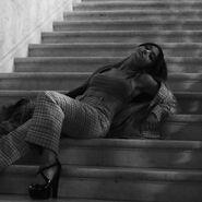 Boyfriend - Music Video stills - Ariana Grande via Instagram 7-19 (4)