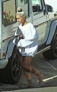 Ariana Grande in LA February 23rd 2018 (1)