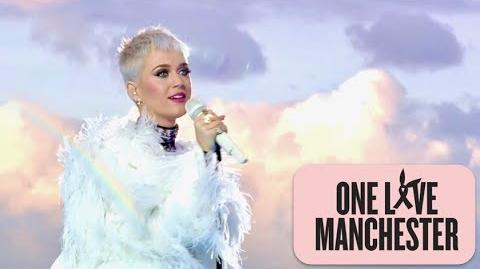 Katy Perry - Part Of Me LIVE (One Love Manchester Benefit Concert 2017)